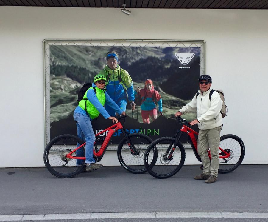 E Bike Tes01